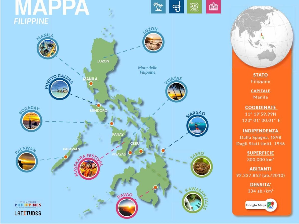 Philippines Smart Guide- screenshot