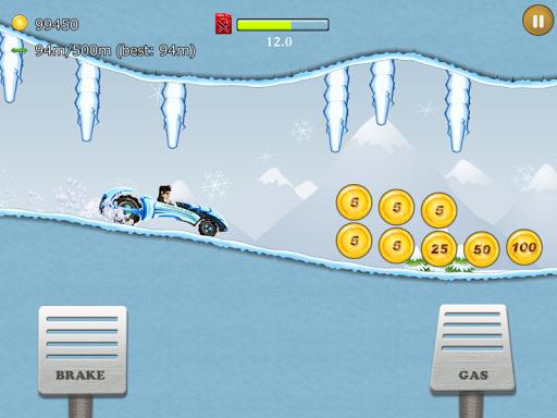 Up Hill Racing: Car Climb screenshot 11