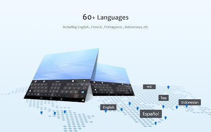GO Keyboard Lite + Emoji Screenshot 8