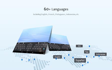 GO Keyboard Lite + Emoji 2.60 screenshot 219479