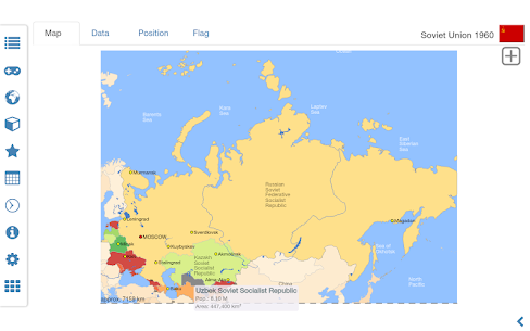 World atlas & world map MxGeo Pro APK [Latest] 10
