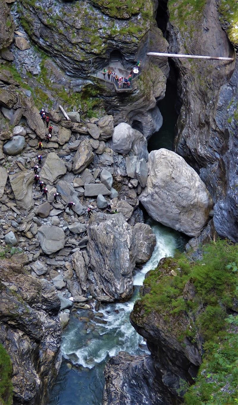 La forza e l'immensità dell'acqua di Ruggero