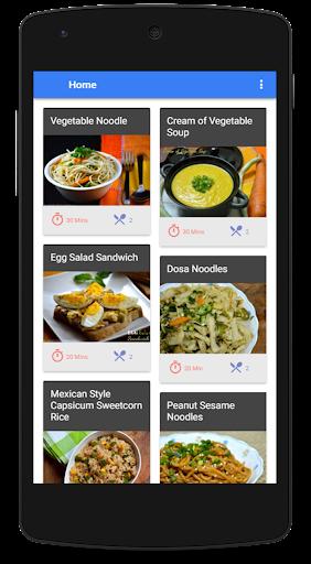 Dinner Recipes Offline