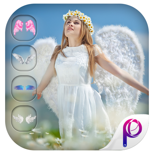 Angel Wings Effect Photo Editor