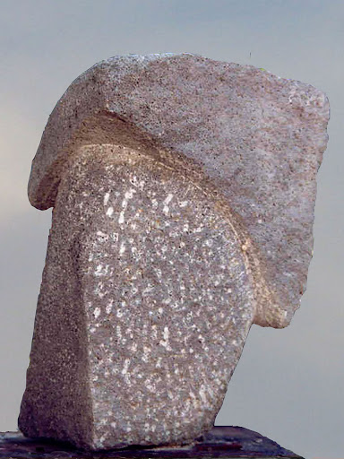 Simorgh pierre de lave de Volvic