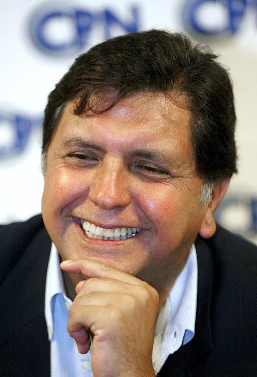 Peru's ex-President Garcia dies after shooting himself to ...