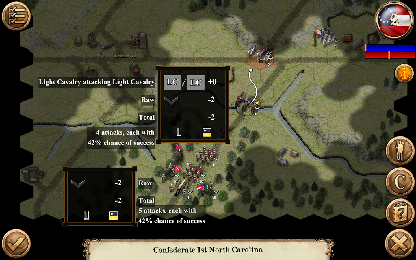Civil War: 1861- screenshot
