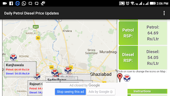 Download Daily Petrol Diesel Price Updates For PC Windows and Mac apk screenshot 6