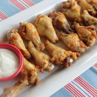 Linda's Hot Lemon-Herb Chicken Wings.