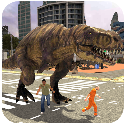 Dinosaur City Hunting Simulation