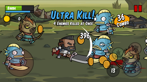 Battle Hunger: 2D Hack and Slash - Action RPG painmod.com screenshots 11