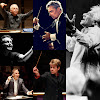Watch & learn: maestros at work