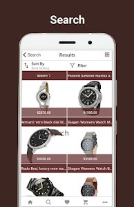 MobiApp - shopify store app screenshot 1
