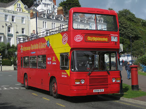Photo: The Happy Dragon - 05/09/2009 Not strictly speaking on our tour, but very cheaply available to tour participants in the lunch break was A654OCX on the City Sightseeing operation.