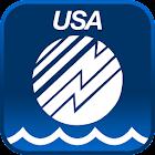Boating USA icon