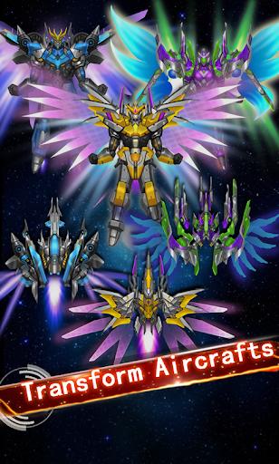 Galaxy Aircraft-Thunder Angel