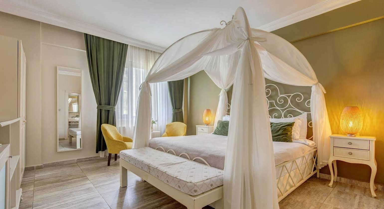 Agva Greenline Guesthouse