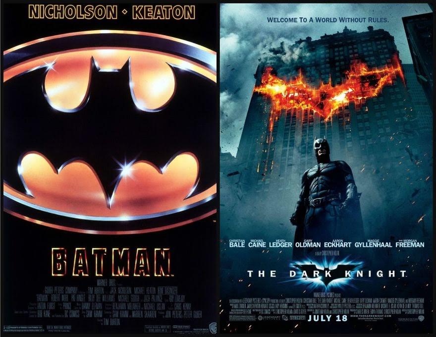 Batman plakaty