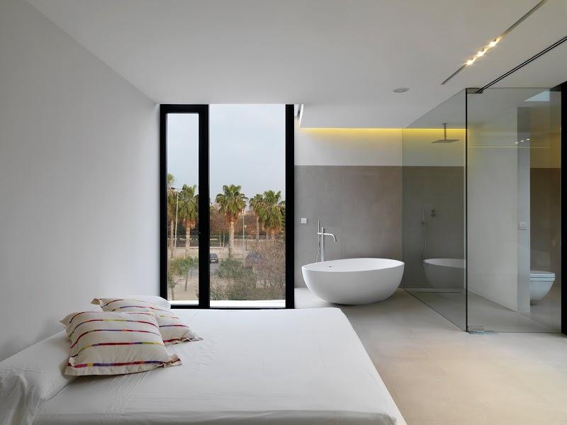 Una cocina abierta al resto de la casa en Valencia