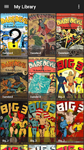 Golden Comics screenshot 2