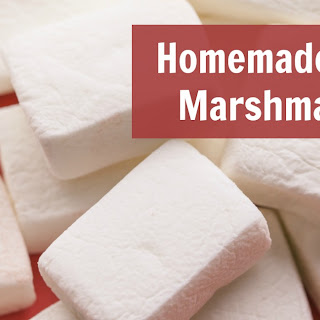 Homemade Fluffy Marshmallows