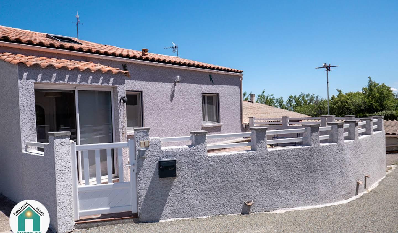 Maison avec terrasse Villanière