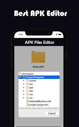 APK Editor App Report on Mobile Action - App Store
