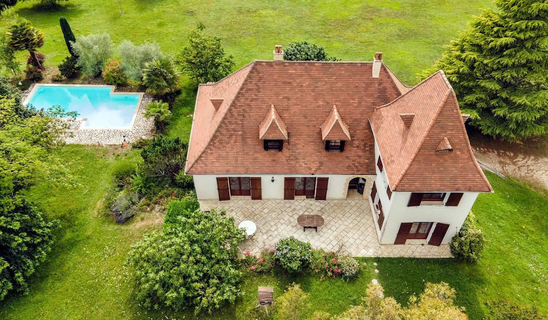 Maison avec piscine et terrasse Fouleix