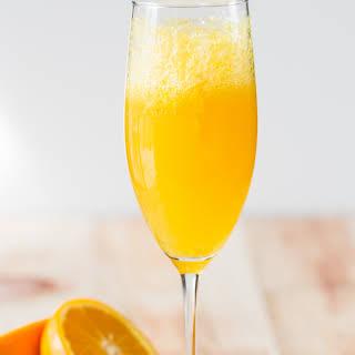 Grand Orange Mimosa.