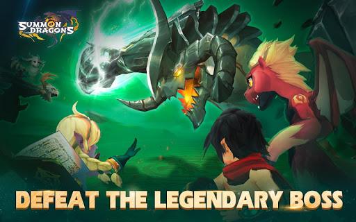 Summon Dragons modavailable screenshots 9
