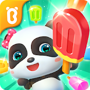 Game Little Panda's Ice Cream Factory APK for Windows Phone
