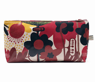Wild Floral Classic Large Wash Bag