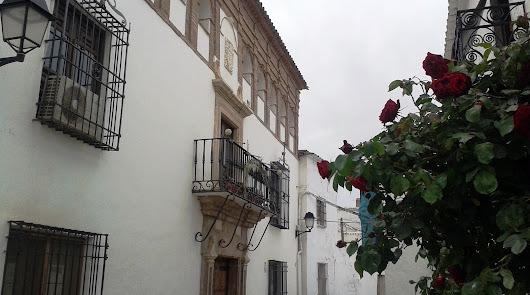 El legado de mis mayores: la Casa Palacio de las Godoyas de Fondón
