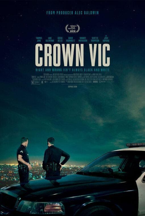 Mientras la ciudad duerme (Crown Vic)