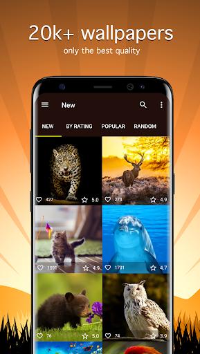 Animal Wallpapers 4K 5.0.6 screenshots 1