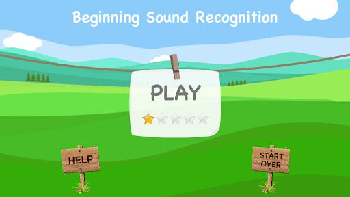 識別英文單詞的開始發音