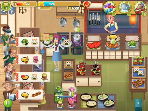 Cooking Diary®: Best Tasty Restaurant & Cafe Game - screenshot