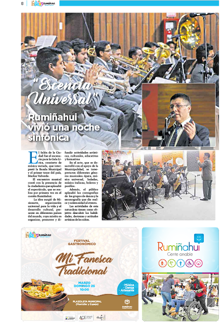Escencia Universal Prensa