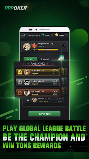 PPPoker-Free Poker Home Games