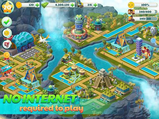 Town City - Village Building Sim Paradise Game 2.2.3 screenshots 15