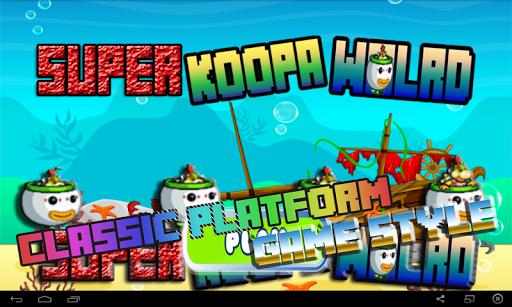 Super Koopa Bowser Jr. World
