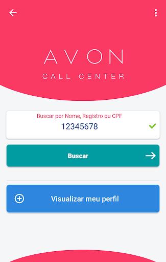 Avon Contact Center 1.1 screenshots 5