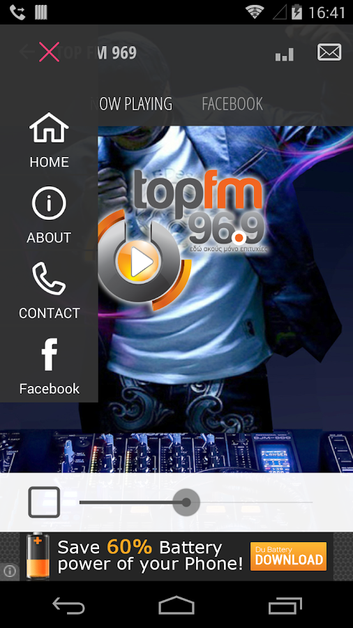 TOP FM 969- screenshot