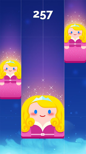 Magic Castle Piano Tiles:  Free Rhythm Music Games screenshot 4