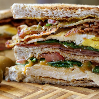 Triple Decker Sammie.