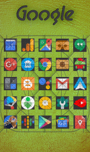 [EOL] AndroPie Icon Pack for Big Eaters