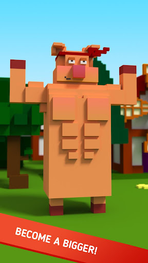 Piggy.io - Pig Evolution io games 1.5.0 screenshots 3
