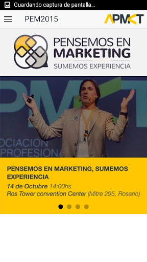 Pensemos en Marketing 2015