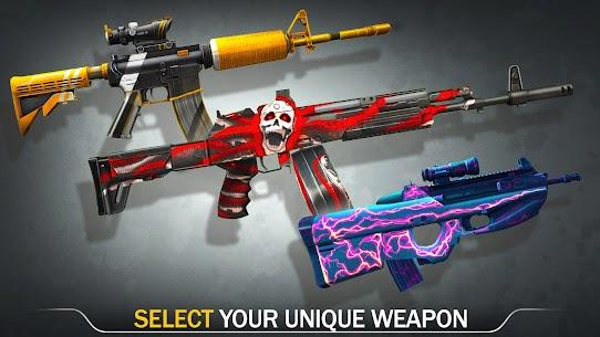 Code of War: Shooter Online MOD (VIP) 5