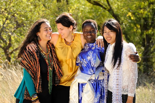 How a community of women from 190 countries crossed language barriers